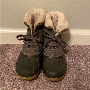 Duck boots (Sporto)